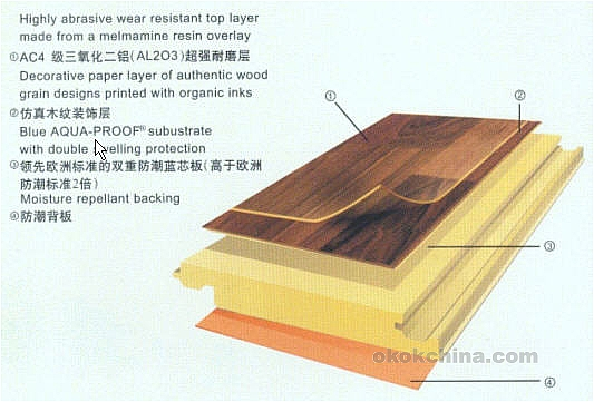 Bamboo Grove Photo: Bamboo Engineered Flooring
