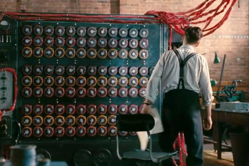 Alan turing christopher machine