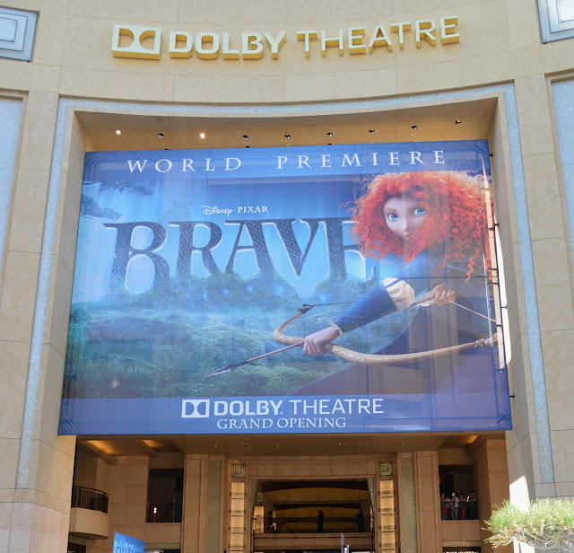 red carpet premiere, disney, disney brave, brave