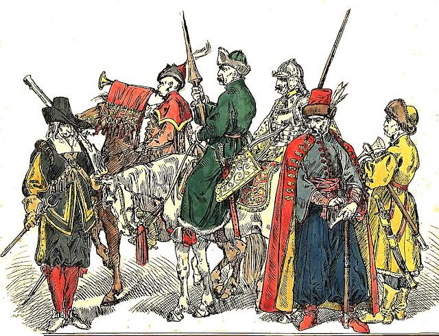 Żołnierze_polscy_1633_1668_Jan_Matejko