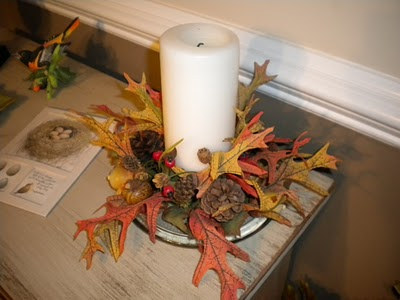 Autumn Candle5