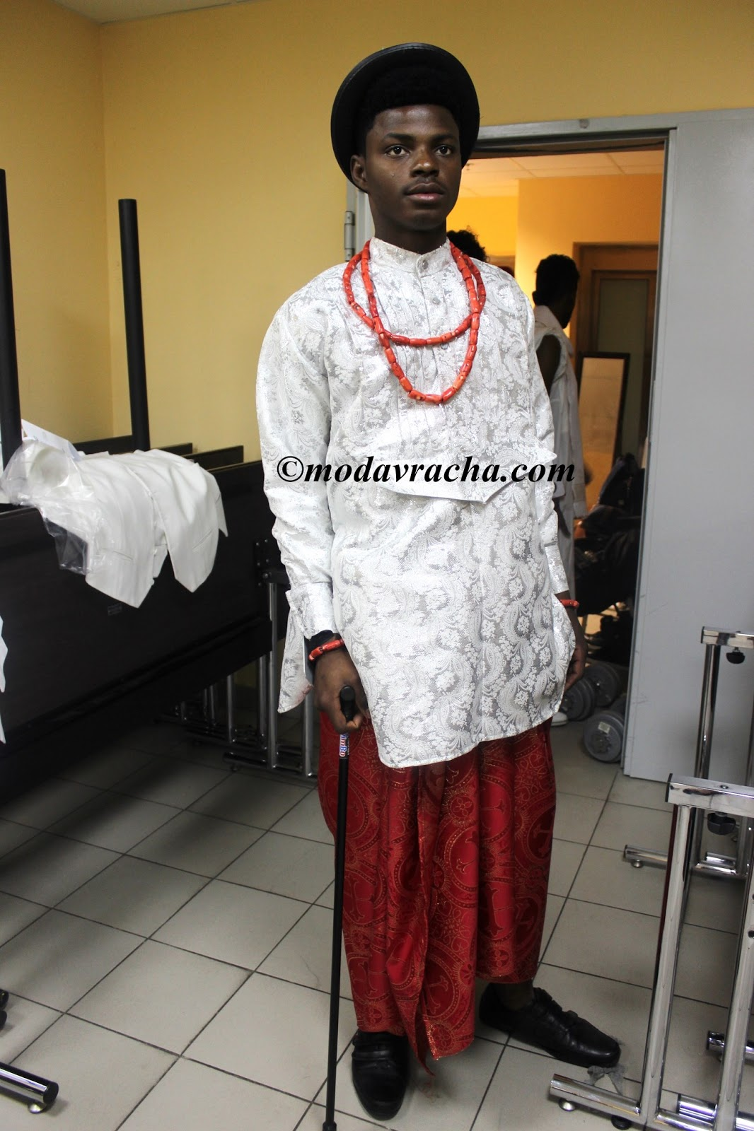 niger-delta traditional attire