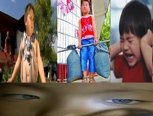 Crianças com poderes especiais
