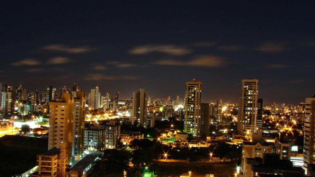 Rio Grande do Norte a noite