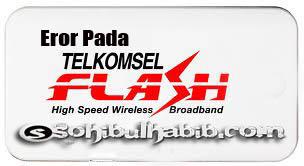 Mengatasi Modem Flash Tidak Terdeteksi Atau Modem Terdeteksi Tapi Tidak Bisa Connect Dengan Internet