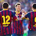 El Barça goleó al Valerenga con 'Tata' Martino en el palco