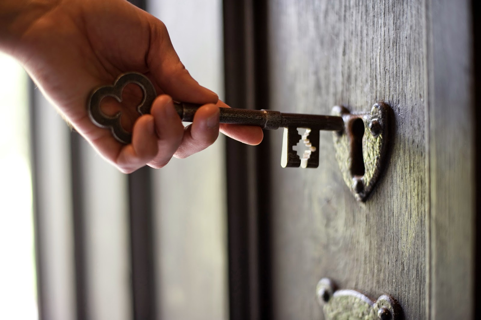quotes about key and lock