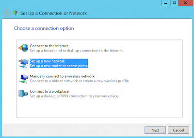 Cara Jadikan Laptop Sebagai Server Wifi Pada Sistem Operasi Windows 8