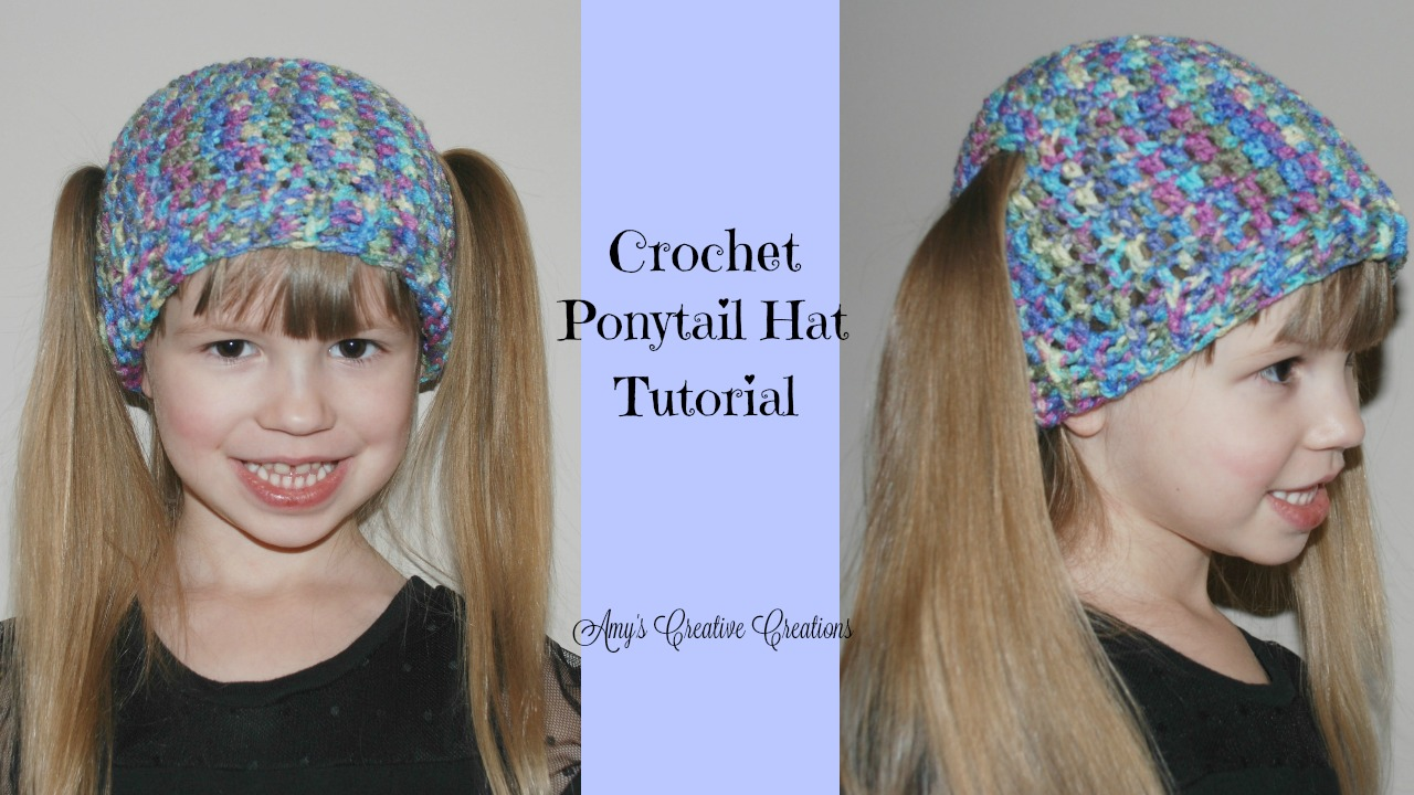 Enchanting Crochet Pattern Cabbage Patch Hat Pictures - Great Sewing ...