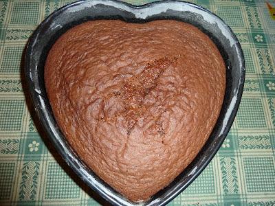 Bolo de Chocolate quase Alentejano