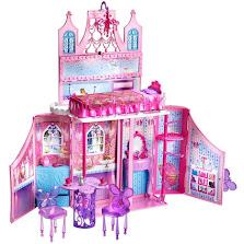Bon plan Noël : offre spéciale - 50% sur le Château des fées Barbie et l'écurie de Barbie