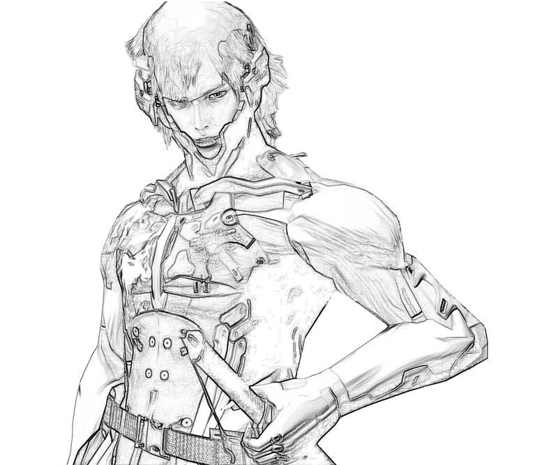 metal-gear-solid-raiden-characters-coloring-pages
