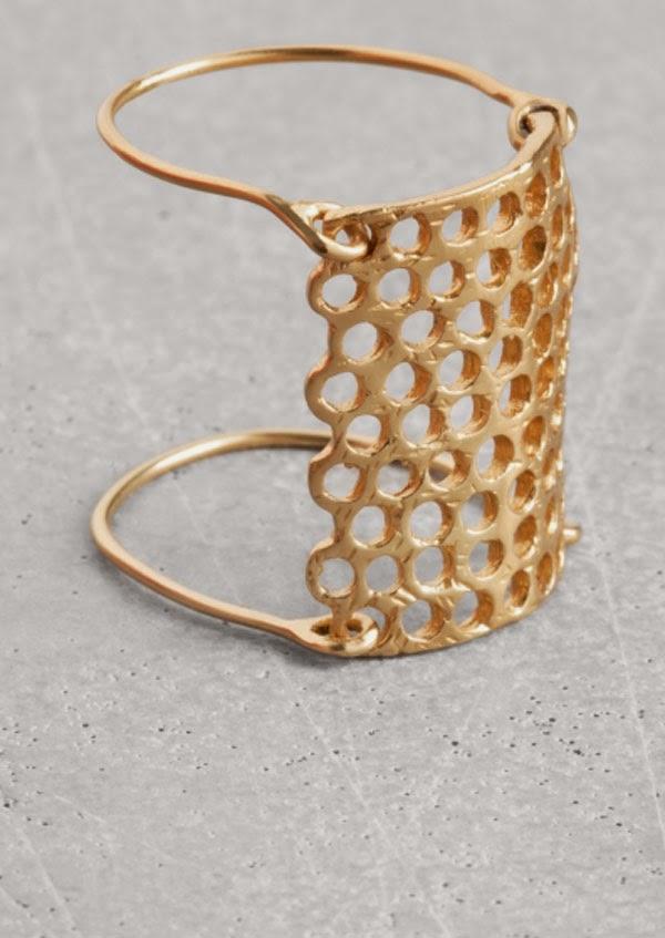 Lara Melchior Gold Ring