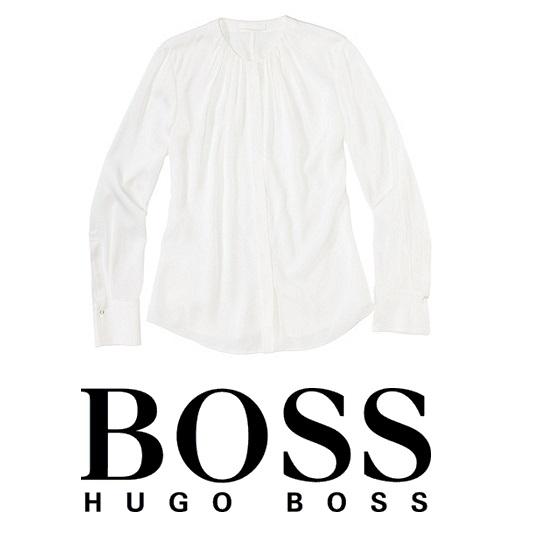 HUGO BOSS Seiden Bluse