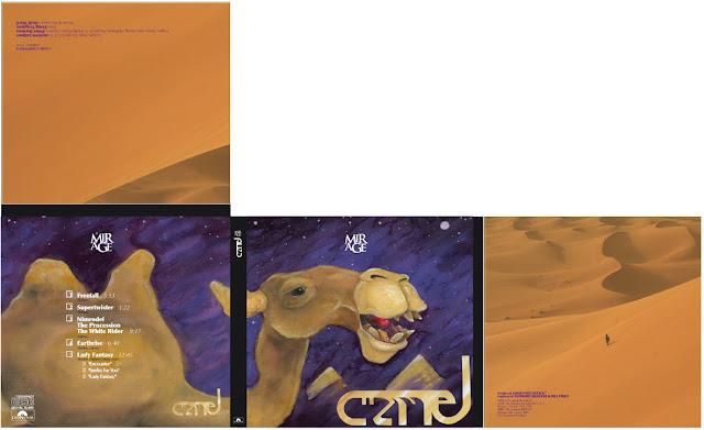 CAMEL: Interior CD
