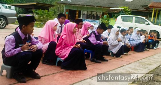Praktikum 1 | Sekolah Kebangsaan Budu