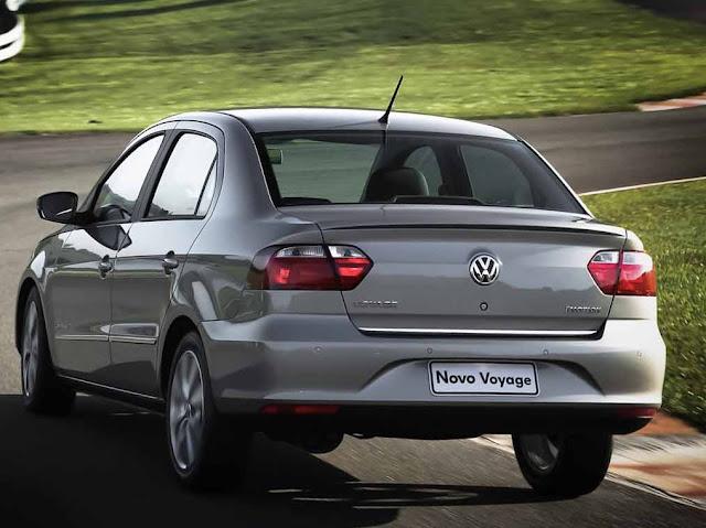 VW Voyage 2013 - I-Motion