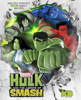 Download - Hulk and the Agents of S.M.A.S.H S01E07 - HDTV AVI + RMVB Legendado