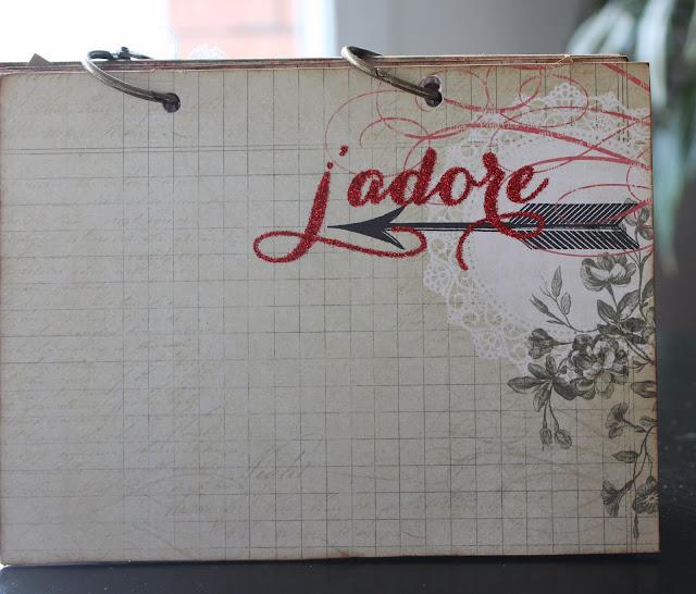 Calendario scrapbooking contraportada