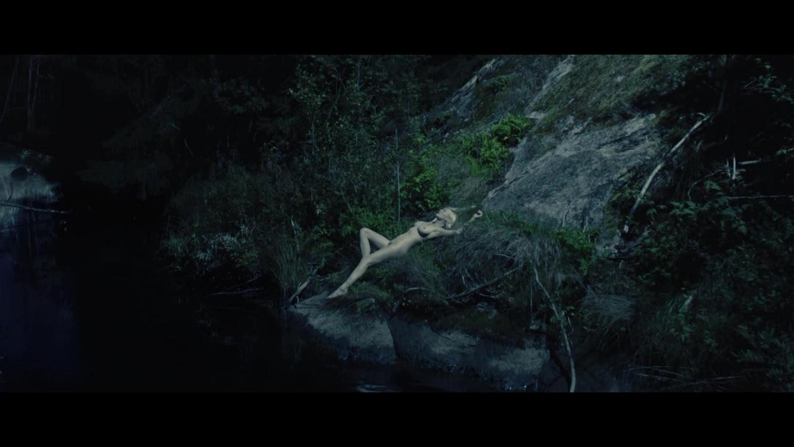 Kirsten Dunst Naked Melancholia