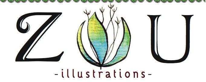 Zou Illustrations