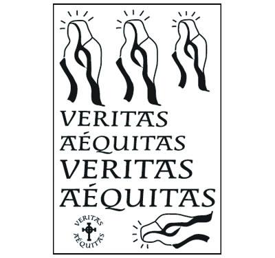 Aequitas veritas tattoo que la historia me juzgue for Veritas aequitas tattoos