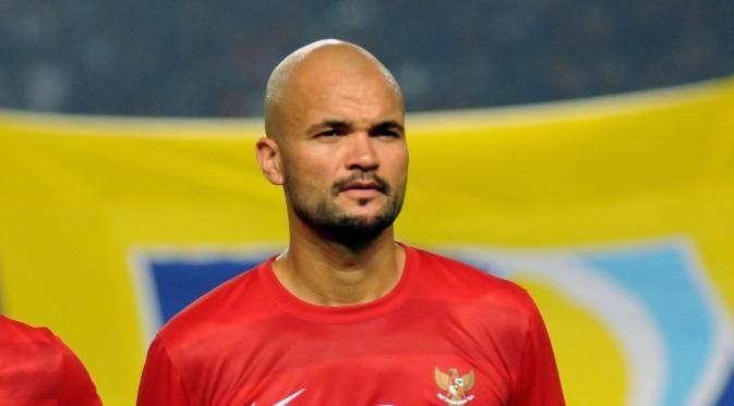 4 Pemain Naturalisasi di Timnas Indonesia Di Piala AFF 2014