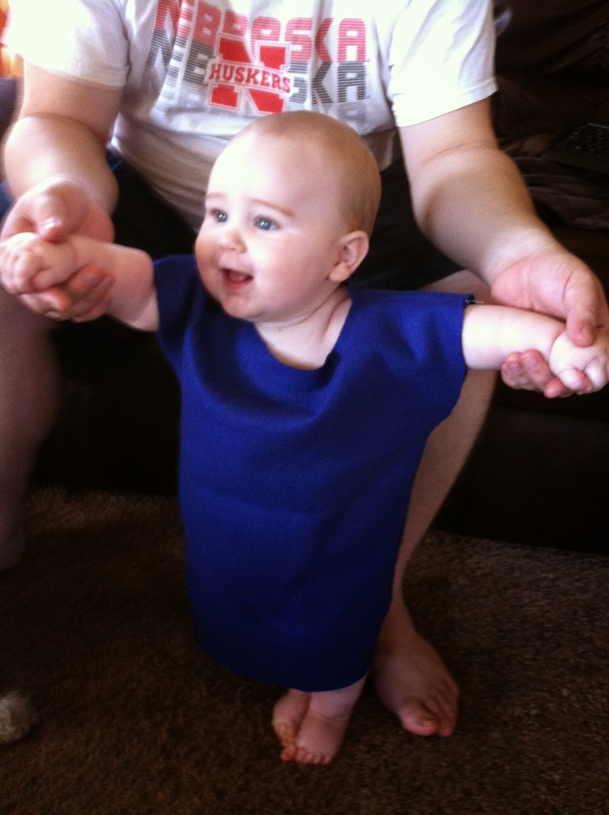 TARDIS Baby Costume