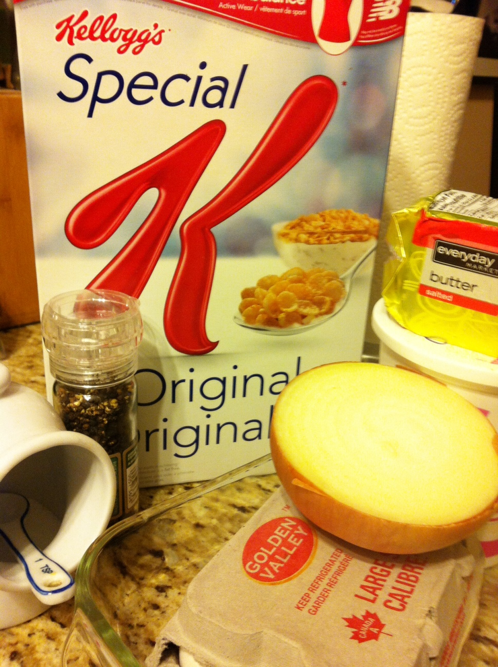 Candice S Cusina Hooray For Special K Loaf With Longanisa