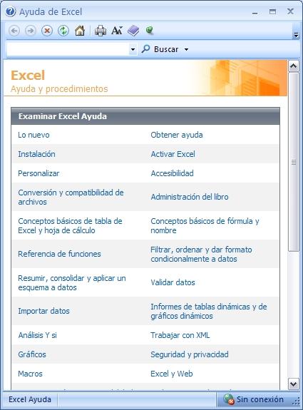 Ayuda Excel