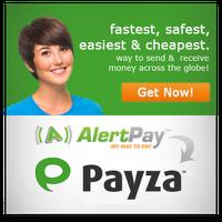 Alertpay berganti nama menjadi Payza