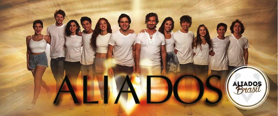 ALIADOS NO GRAN REX EM JULHO