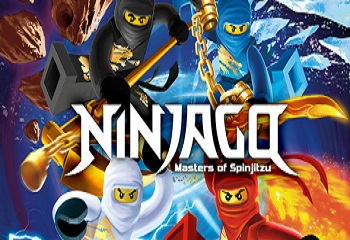 Ninjago smash creations game