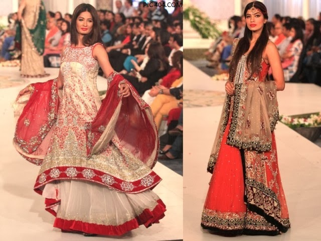 2013 Bridal Collection At Pantene Bridal Couture Week 18th March 2013 Short Hairstyle 2013