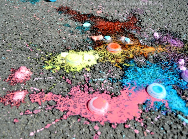 chalk rockets