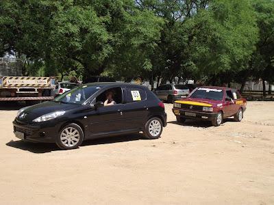 3ª terceira etapa do rallye universitário em porto alegre