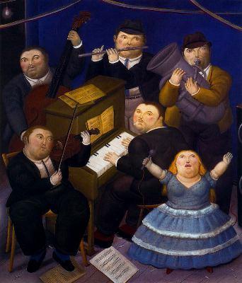 Fernando Botero obra