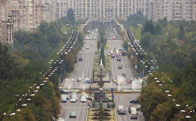 Top of Bucharest