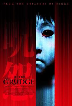 Poster de Ju-on: la maldición