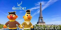 PARiSTE.NET'E DESTEK OLABİLİRSİNİZ