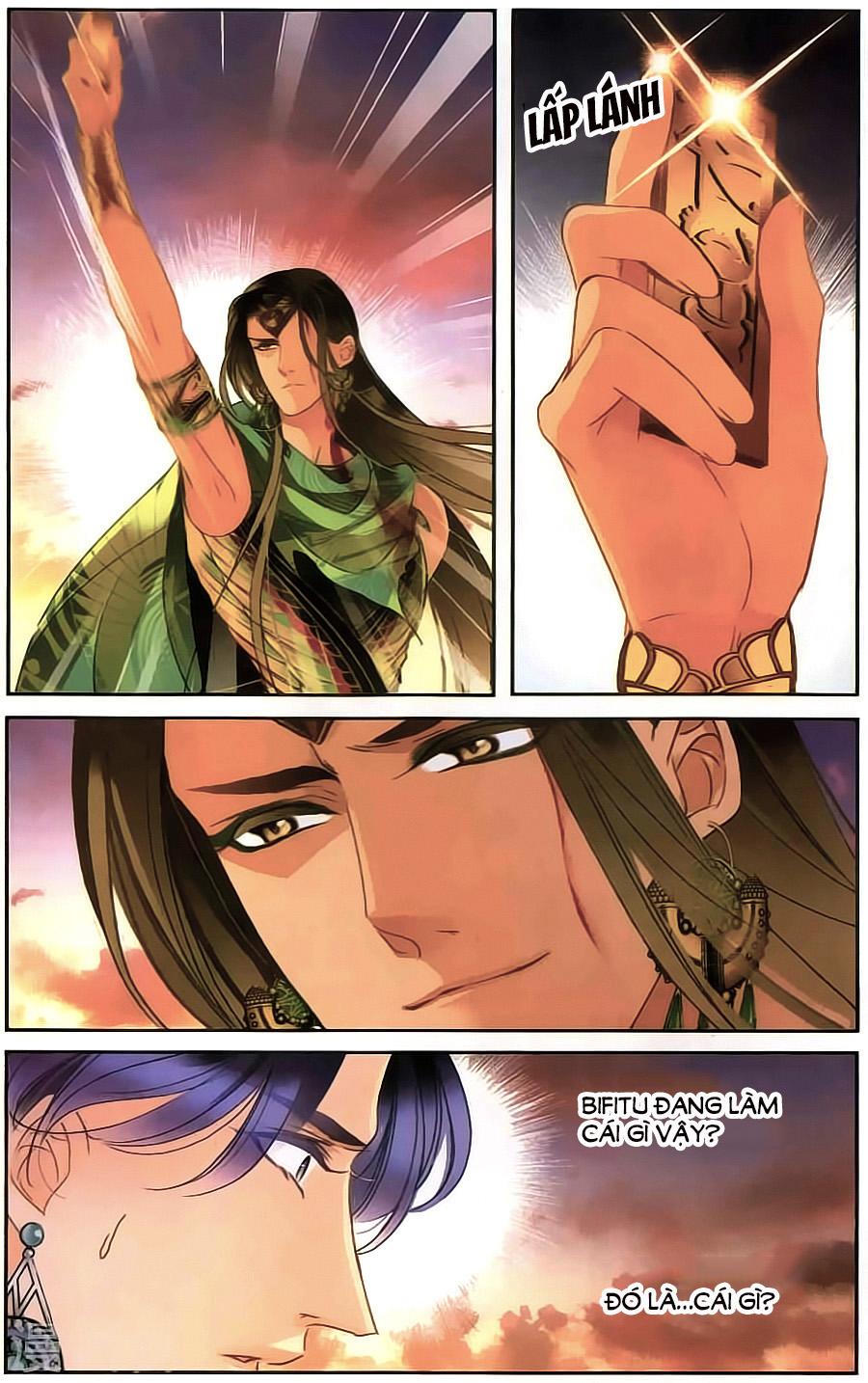Sủng Phi Của Pharaoh Chap 63 - Trang 13