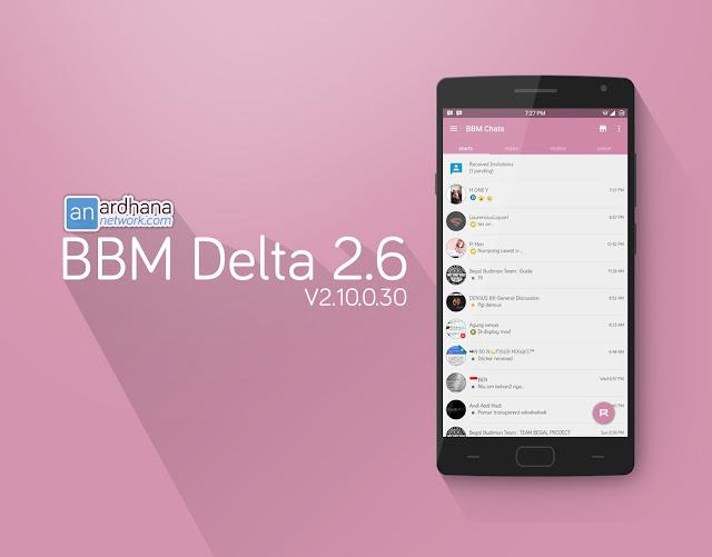 BBM Delta V2.6