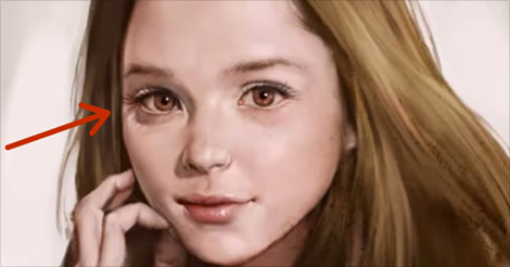 Amazing Video That Illustrates The Entire Life Of A Beautiful Woman In Just 4 Minutes