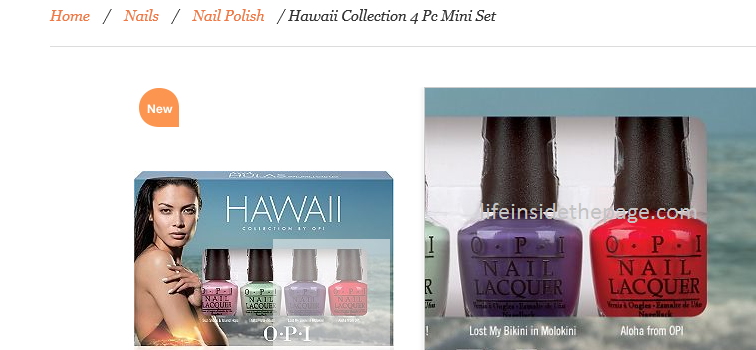 OPI | Nail Polish | Hawaii Collection