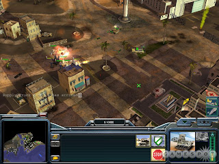 generals screen017 Download PC Game Command and Conquer Generals Zero Hour full Version