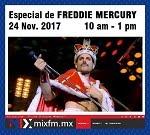 ESPECIAL FREDDIE MERCURY MIX FM
