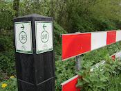 Fietsknooppunt netwerk Groningen