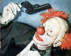A Clown Homicide