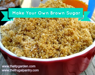 Brown Sugar recipe