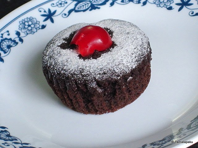 Vegan Chocolate Cupcake
